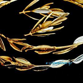 Handmade Natural Wedding Crowns ATHINA