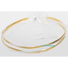 Handmade Wedding Crowns E-2180