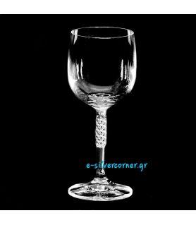 Ποτήρι Κρασιού για Γάμο 009