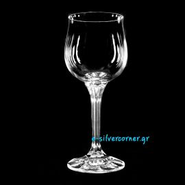 Crystal Wedding Wine Glass RONA TULIP