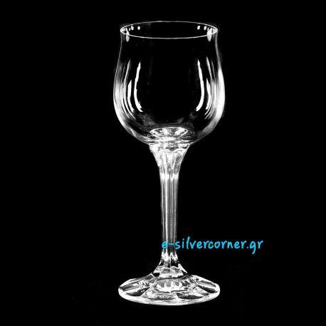 Crystal Wedding Wine Glass RONA TULIP
