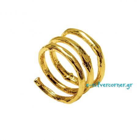 Δαχτυλίδι ''Βέργα Ελιάς''