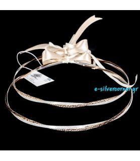 Silver Wedding Crowns JOCASTA