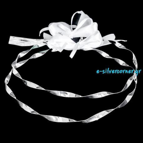 Silver Wedding Crowns A-1015