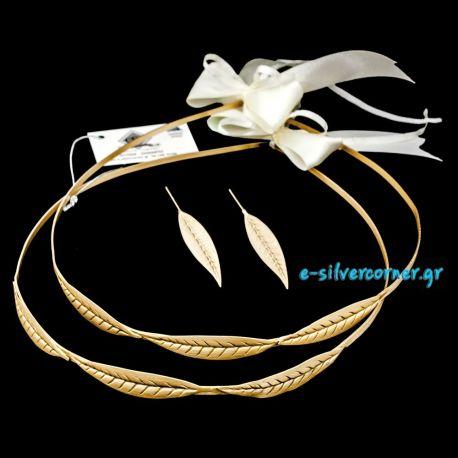Handmade Wedding Crowns DIONE