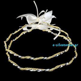 Handmade Wedding Crowns ANTHEMONI