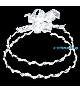 Handmade Wedding Crowns LACE WAVE