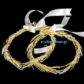 Handmade Natural Wedding Crowns DIMITRA
