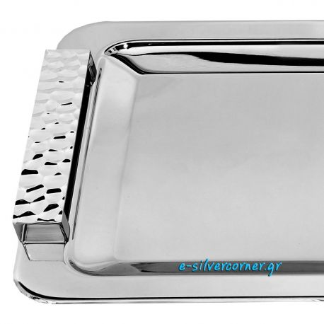Stainless Steel Wedding Tray INOX ZEBRA