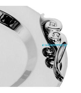 Ανοξείδωτος(Inox) Δίσκος Γάμου 4318Α/ΜΟΥ