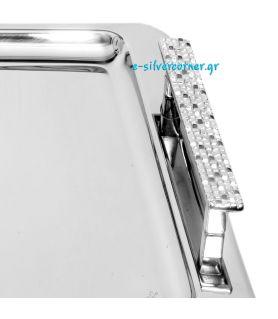 Stainless Steel Wedding Tray INOX METAL