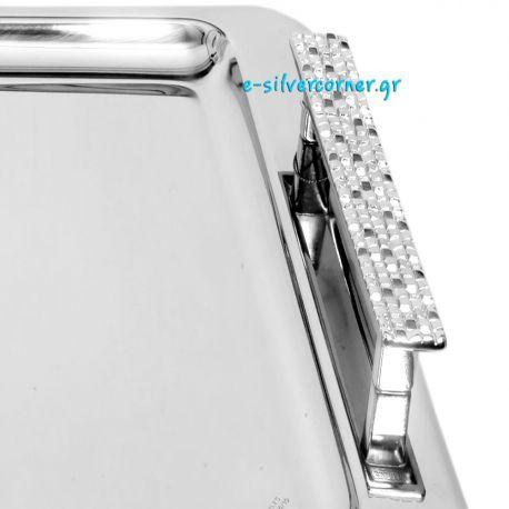 Ανοξείδωτος Δίσκος(Inox) Γάμου 4210Α/ΜΩΣ