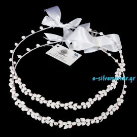 Porcelain Wedding Crowns ETHRA