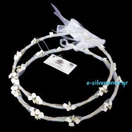 Πορσελάνινα Στέφανα Γάμου N-80