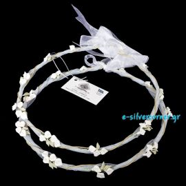 Porcelain Wedding Crowns Agno