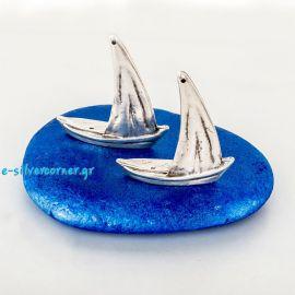 Sailboats Charm