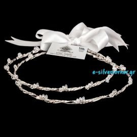 Handmade Wedding Crowns IRIDA