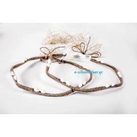 Handmade Wedding Crowns CANVAS SHELL