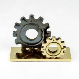 Cogwheel Cardholder