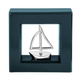 Picture Frame with Sailboat