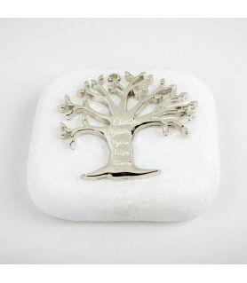Δένδρο της Ζωής με ευχές σε μάρμαρο