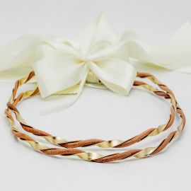 LEATHER SOFT Wedding Crowns