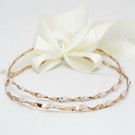 Handmade Wedding Crowns EUNOMIA