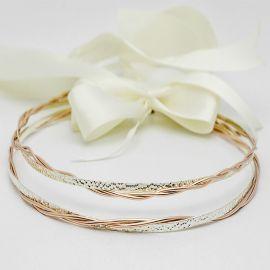 Handmade Wedding Crowns CHARA