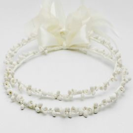 Porcelain Wedding Crowns LEMONANTHI