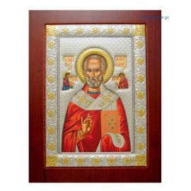St. Nikolas Byzantine Icon