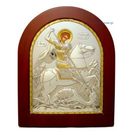 St. George (Gold Decoration)