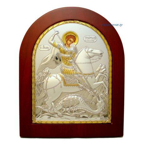 Άγιος Γεώργιος (Χρυσή Διακόσμηση)