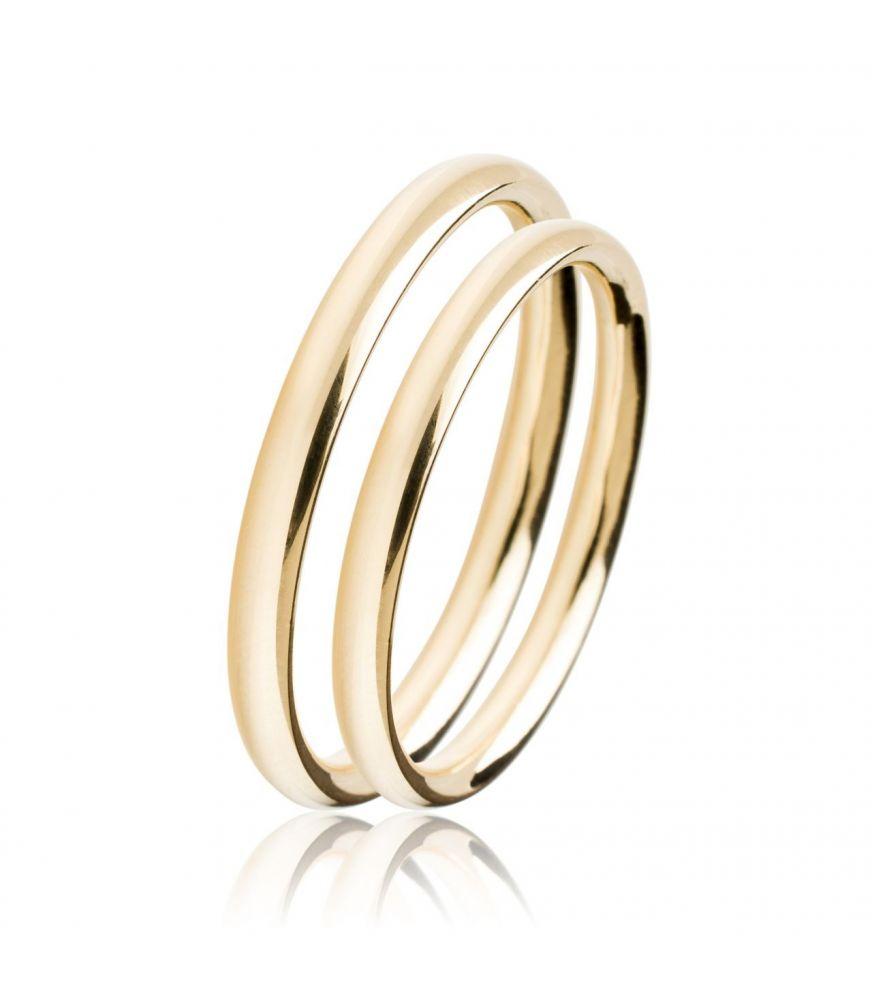 154€ Χρυσή Βέρα Γάμου Κλασσική - Catherine s Silver Corner 95aa1270cac