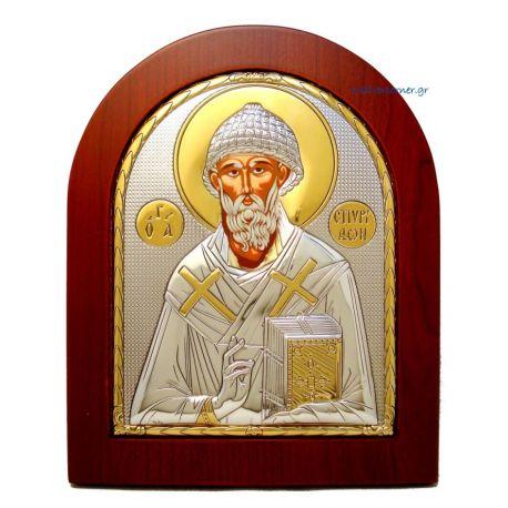 St. Spyridon (Gold Decoration)