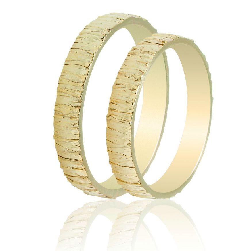 154€ Χρυσή Βέρα Γάμου Σατινέ - Catherine s Silver Corner 3ff28481f9c