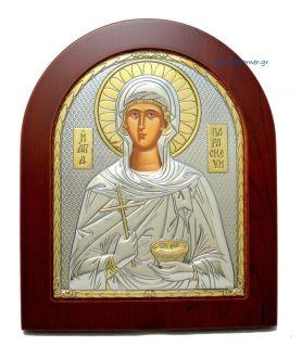 St. Paraskevi (Gold Decoration)