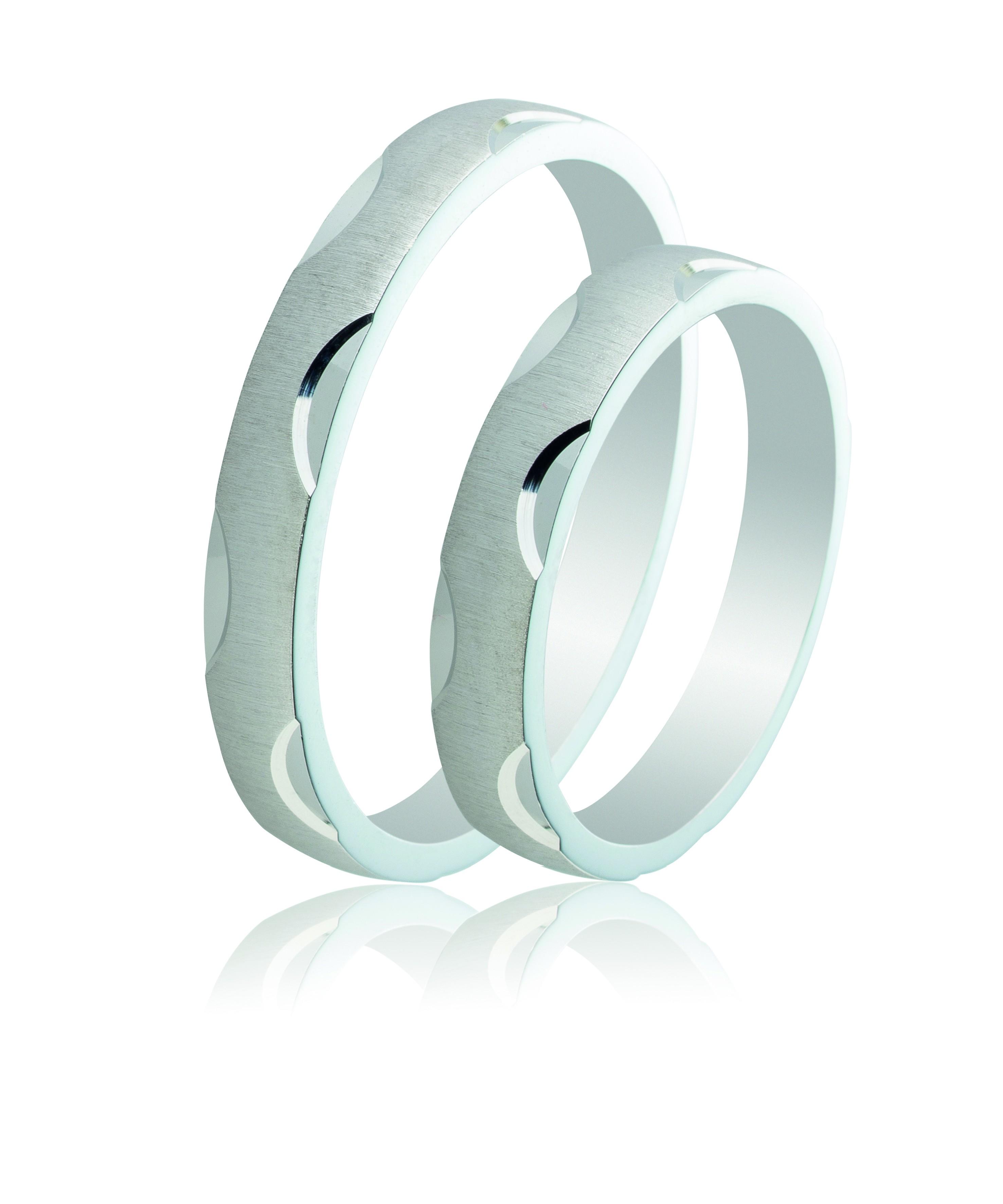 Ασημένια Βέρα Γάμου Μοντέρνα - Catherine s Silver Corner a9c5632a811