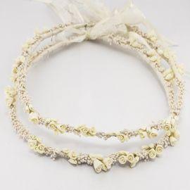 Handmade Wedding Crowns ANEMONE