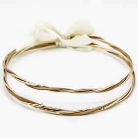 Handmade Wedding Crowns AMELIA