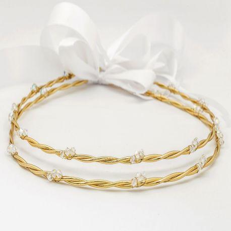 Handmade Wedding Crowns Pandora