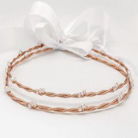 Handmade Wedding Crowns ASPASIA