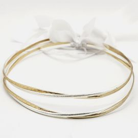 Handmade Wedding Crowns PHILOMELA