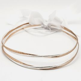 Handmade Wedding Crowns CATERINA