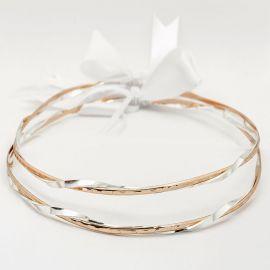 Handmade Wedding Crowns VANESSA