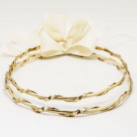 Handmade Wedding Crowns CRYSTALLIA
