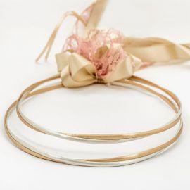 Handmade Wedding Crowns SMARAGDA