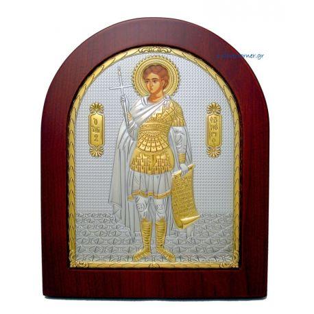 Άγιος Φανούριος (Χρυσή διακόσμηση)