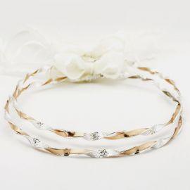 Handmade Wedding Crowns CLAIRE
