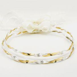 Handmade Wedding Crowns ARIANA