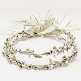 Handmade Wedding Crowns VALENTINA